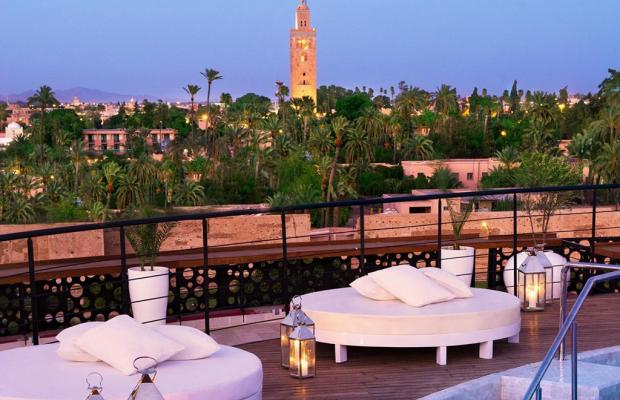 фотографии отеля The Pearl Marrakesh (ex. Delano Marrakech) изображение №7