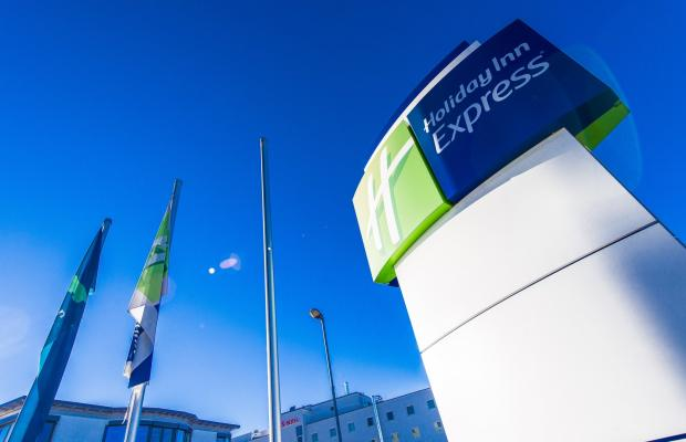 фотографии отеля Express by Holiday Inn Muenchen Messe изображение №39