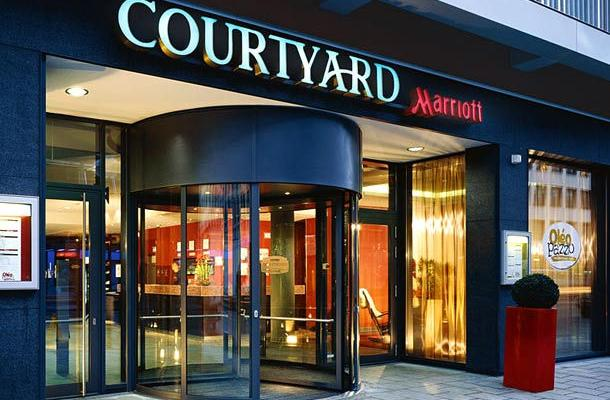 фотографии отеля Courtyard by Marriott Munich City Center изображение №7