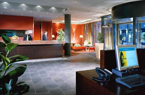 фото отеля Courtyard by Marriott Munich City Center изображение №9