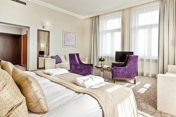 фотографии King David Hotel Boutique Prague (ex. Hotel Terminus Prague) изображение №4