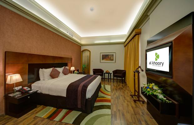 фотографии Al Khoory Hotel Apartments изображение №24