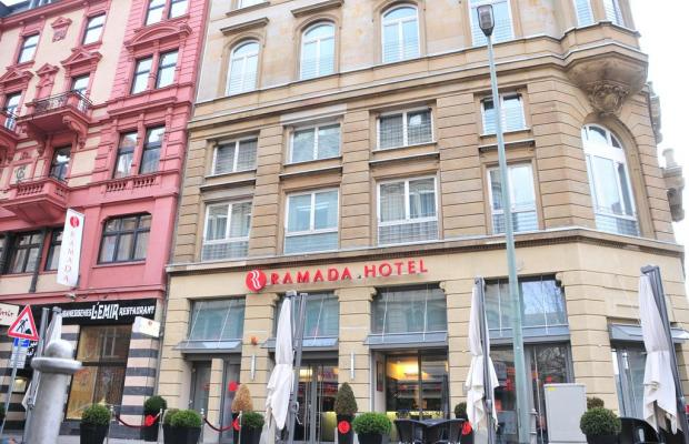 фотографии отеля Ramada Frankfurt City Centre & Financial District изображение №27