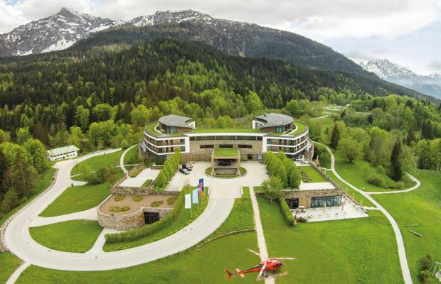 фото Kempinski Hotel Berchtesgaden (ex. InterContinental Resort) изображение №38