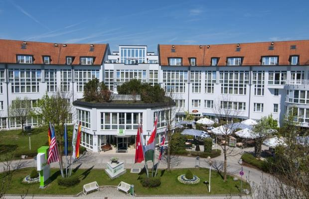 фото отеля Holiday Inn Munich - Unterhaching изображение №1