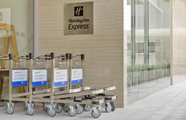 фотографии отеля Holiday Inn Express Bangkok Sathorn изображение №3