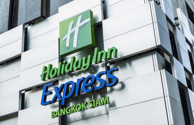 фотографии Holiday Inn Express Bangkok Siam изображение №20