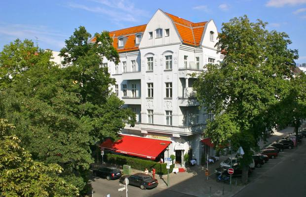фото отеля Hotel am Forum Steglitz (ex. AKZENT Hotel Am Forum Steglitz) изображение №1