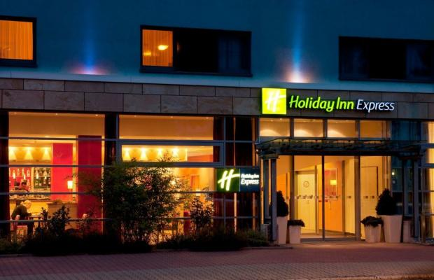 фотографии отеля Holiday Inn Express Frankfurt - Messe изображение №27