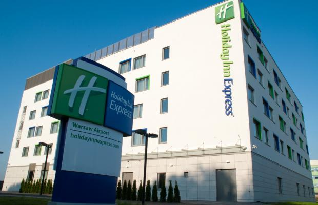 фото отеля Holiday Inn Express Warsaw Airport изображение №17