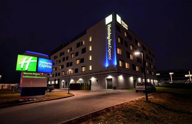 фото Holiday Inn Express Warsaw Airport изображение №14