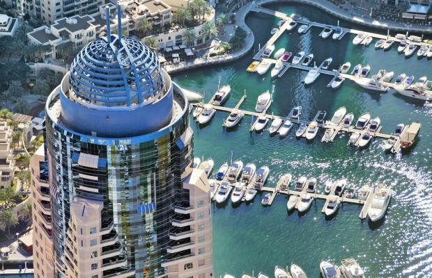 фото Dubai Marriott Harbour Hotel & Suites изображение №18