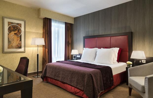 фотографии Crowne Plaza Paris Republique (ex.Holiday Inn) изображение №52