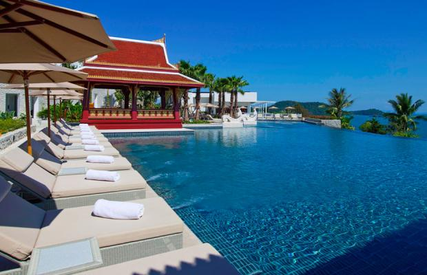 фотографии отеля Amatara Resort & Wellness (ex. Regent Phuket Cape Panwa) изображение №3