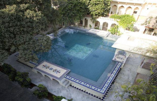 фото Naila Bagh Palace Heritage Home Hotel изображение №2