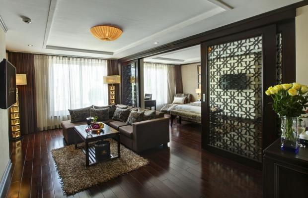 фотографии отеля Golden Lotus Luxury Hotel изображение №27