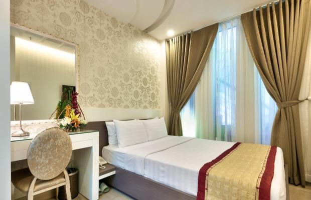 фото Hong Vina Hotel изображение №10