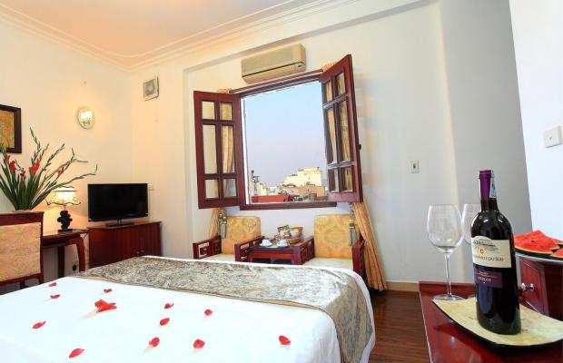 фотографии отеля Luxury Hotel изображение №15