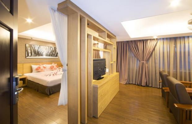 фотографии отеля Aries Hotel изображение №7