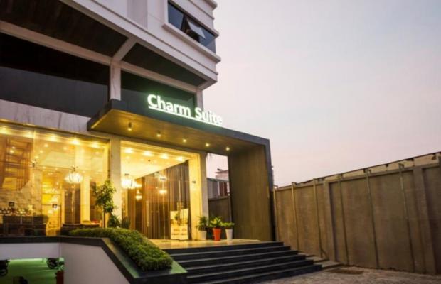 фотографии отеля Charm Suite Saigon Hotel изображение №19