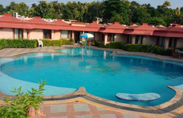 фото отеля The Orchha Resort изображение №1