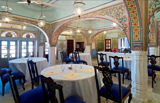 фотографии отеля Castle Mandawa изображение №27