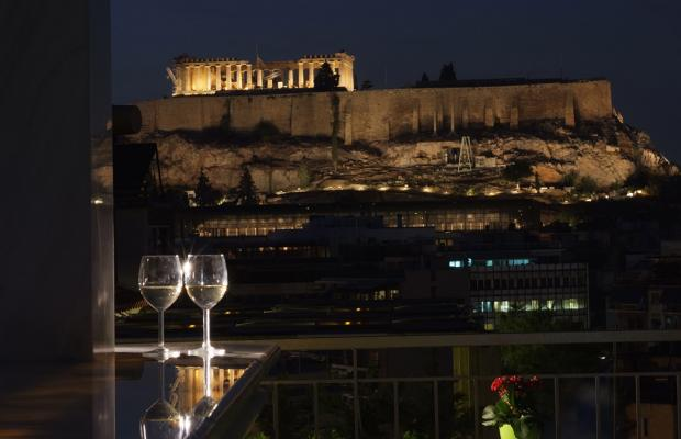 фотографии отеля Best Western Acropolis Ami Boutique изображение №11