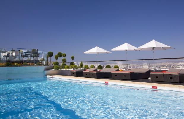 фото Hotel Novotel Athens изображение №2