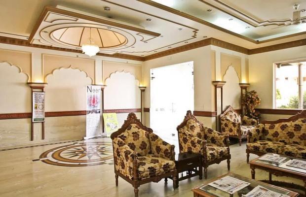 фотографии отеля Vasundhara Palace изображение №7