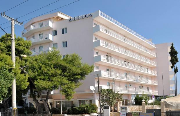 фотографии отеля Attica Beach изображение №15