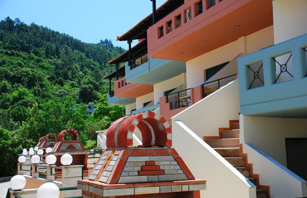 фотографии отеля Ntinas Filoxenia Thassos Hotel Apartments изображение №47