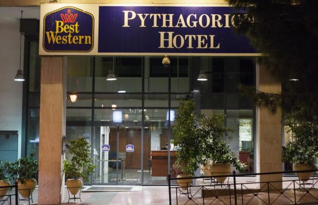 фотографии отеля Pythagorion Best Western изображение №19