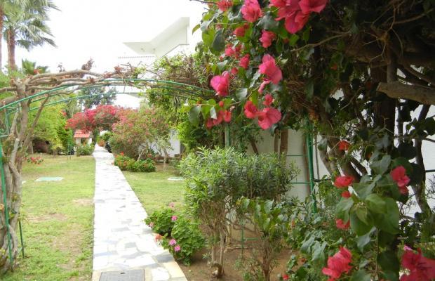 фотографии отеля Tsialis Hotel Apartments изображение №27