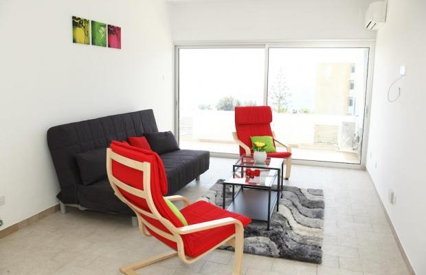 фотографии отеля Anemos Apartments изображение №7