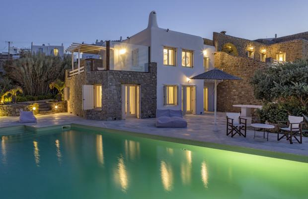 фотографии отеля Mykonos Dream Villas изображение №51