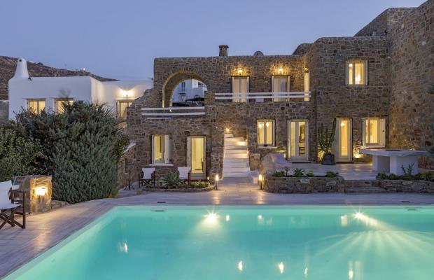 фотографии отеля Mykonos Dream Villas изображение №31