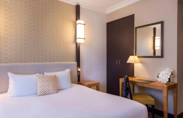 фотографии отеля Le Marquis изображение №19