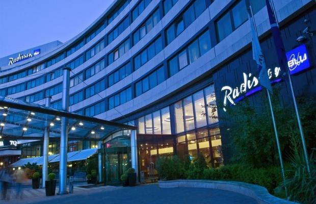 фото отеля Radisson Blu Grand Hotel (ex. Radisson Sas Grand) изображение №1
