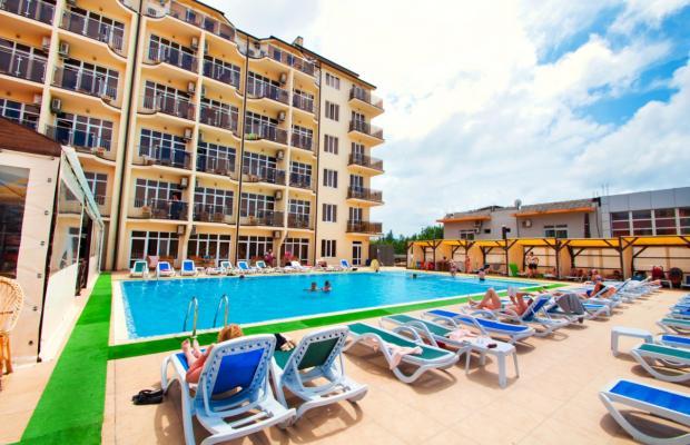 фото отеля Ателика Гранд Меридиан (Atelika Grand Meridian) изображение №17