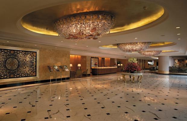 фотографии Shangri-La's Eros Hotel изображение №72