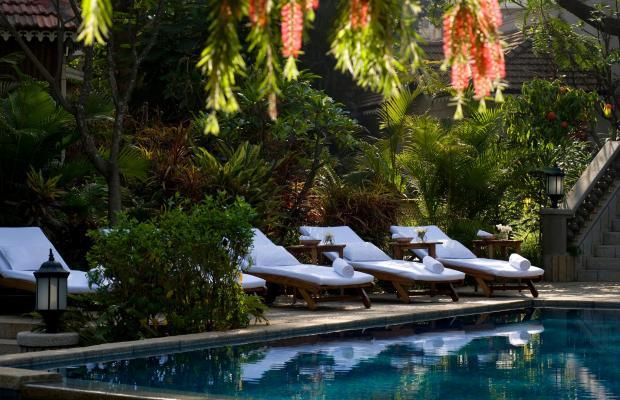 фотографии отеля Taj West End изображение №47