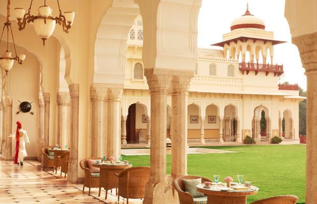 фото отеля Taj Rambagh Palace (ex. Ram Bagh Palace) изображение №77