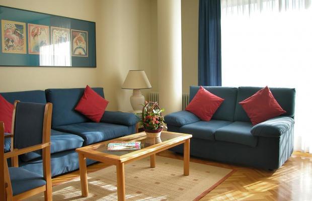 фотографии отеля Sercotel Suites Mirasierra изображение №11