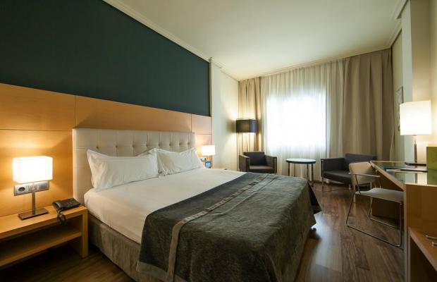 фотографии отеля Silken 7 Coronas изображение №3
