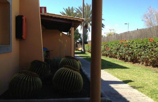 фотографии отеля Bungalows Los Almendros изображение №7