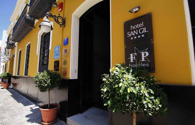 фотографии отеля San Gil изображение №11