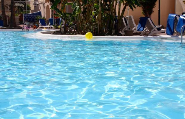 фотографии отеля Parque Nogal изображение №7