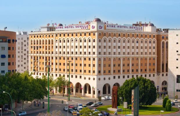 фотографии отеля Ayre Sevilla изображение №39