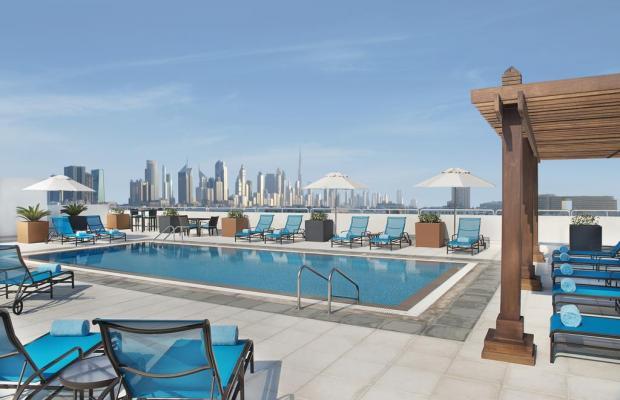 фото отеля Hilton Garden Inn Dubai Al Mina изображение №1
