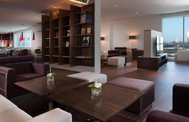 фотографии отеля Pullman Dubai Jumeirah Lakes Towers Hotel and Residence изображение №3